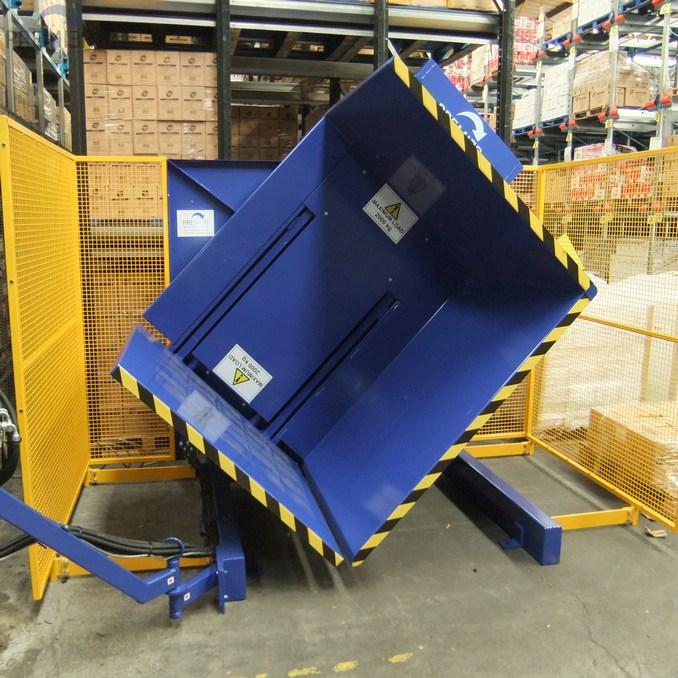 Stationary Load Inverter Pallet Inverter Bulle Pallet: New Zealand FS Pallet Inverters
